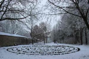 Labyrinth im frühen Rauhreif IIII Febr 2015 (FILEminimizer)