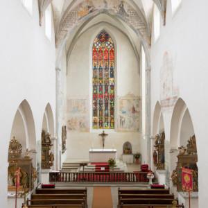 Münster von Empore aus (FILEminimizer)